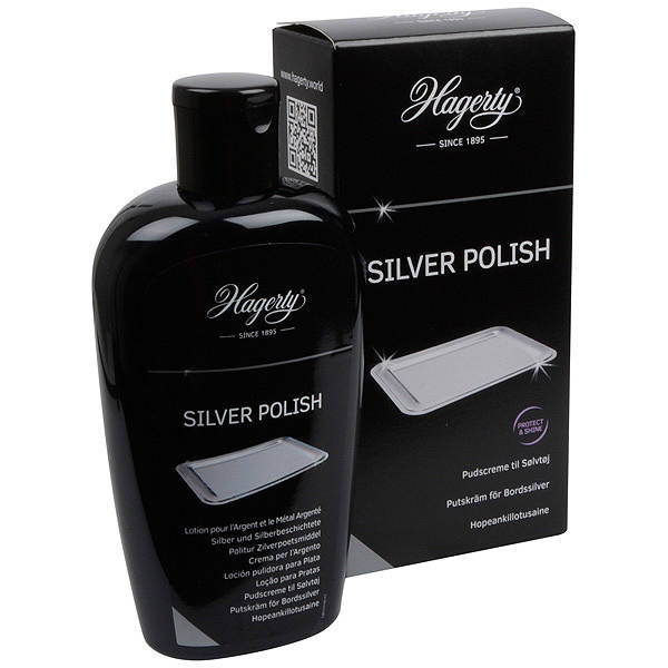 westpack Hagerty silver polish 250 ml - 02270090000 - 02270090000 på brodersen + kobborg