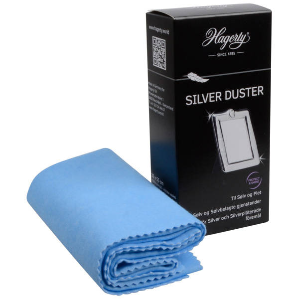 westpack – Hagerty silver duster - til sølv og plet 36x55 cm - 02270130000 fra brodersen + kobborg
