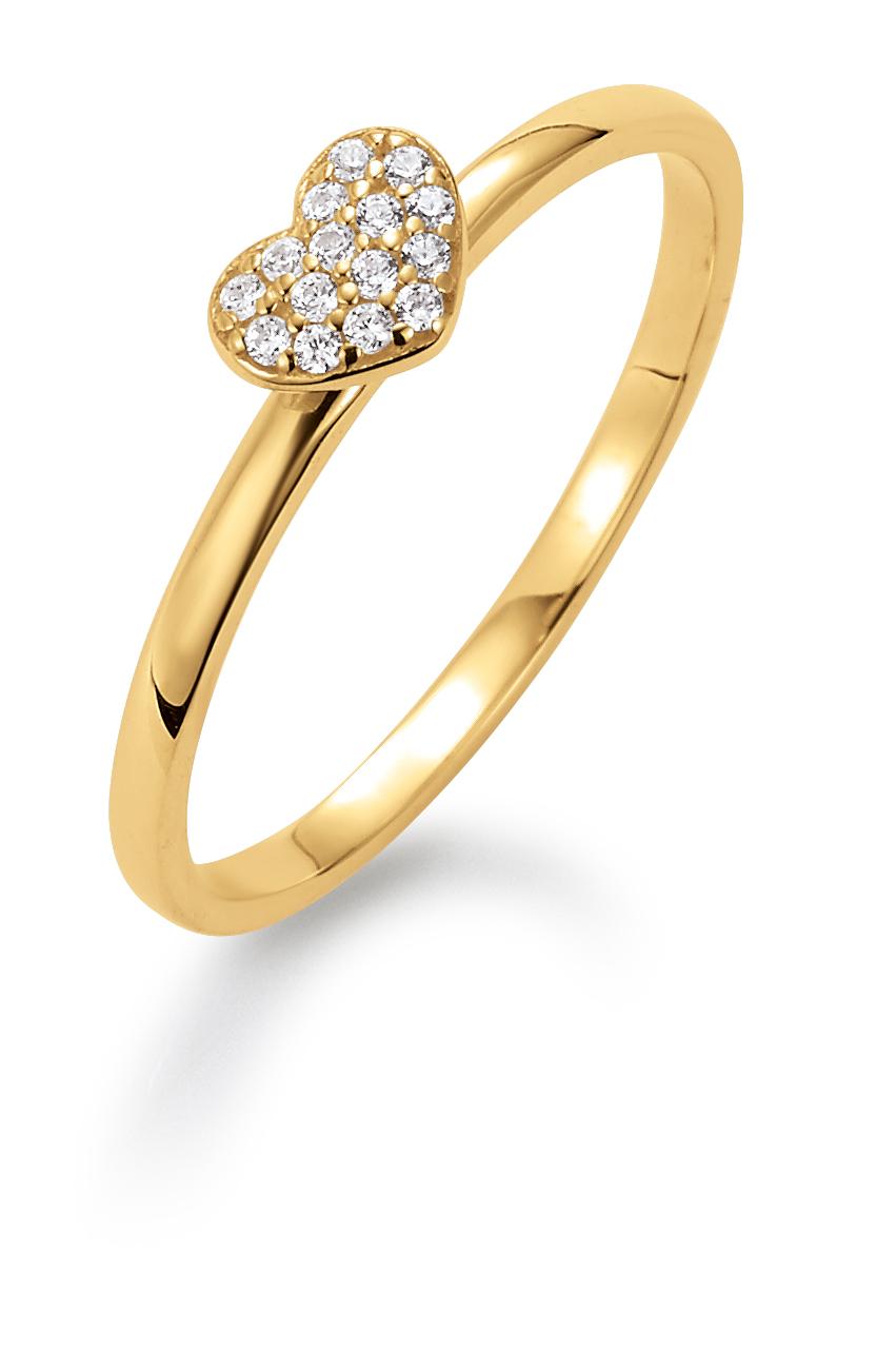 Image of   Aagaard 8 kt ring - 08623957-75 Størrelse 52