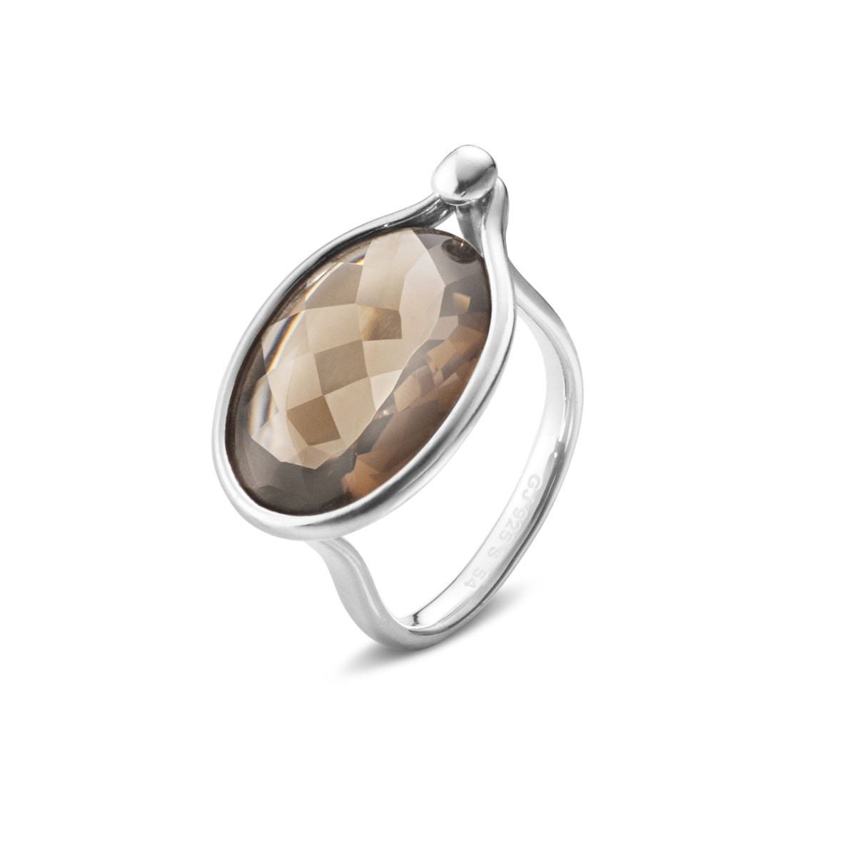 Image of   Georg Jensen SAVANNAH ring - 10003097 Størrelse 55
