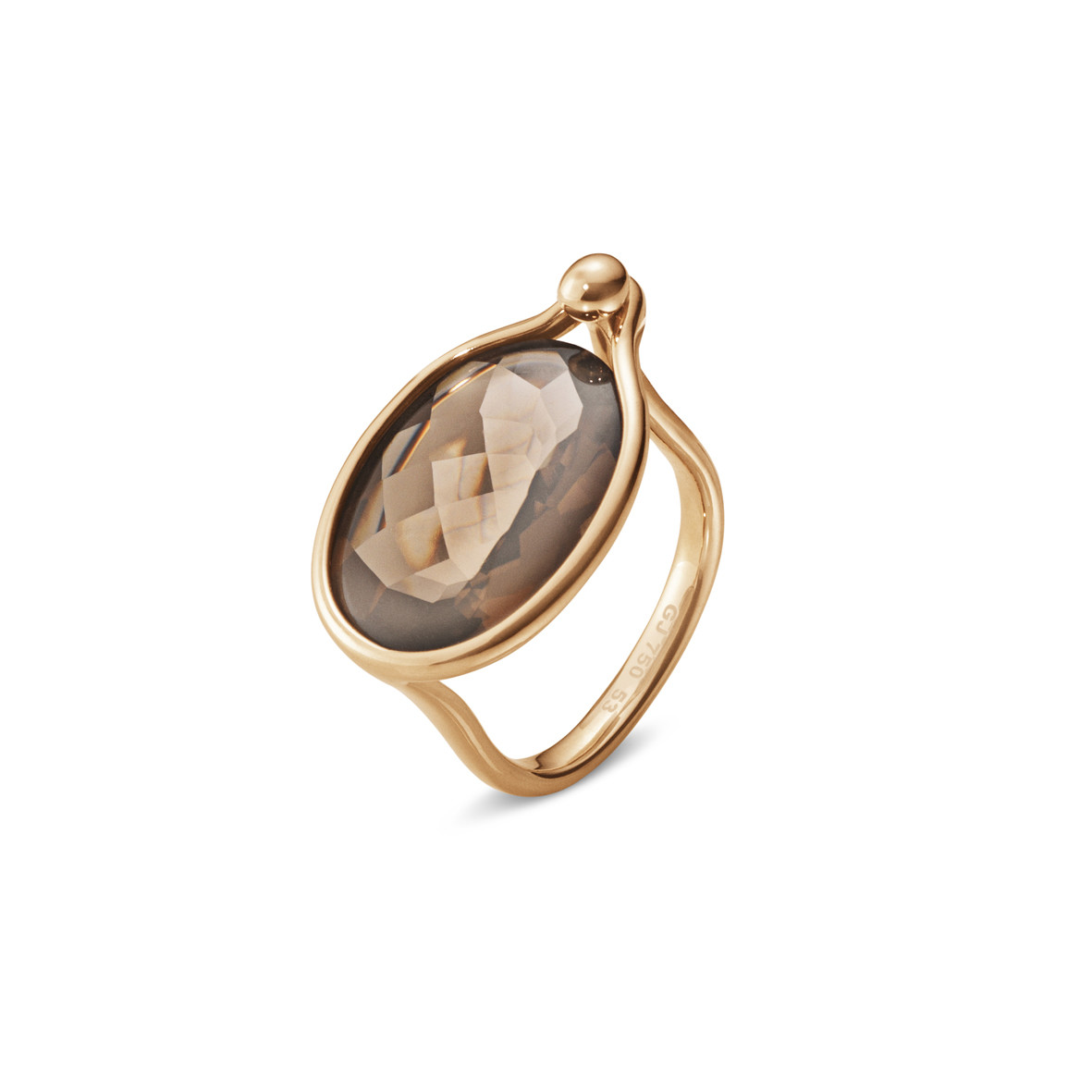 Georg Jensen SAVANNAH ring - 10003228 Størrelse 55