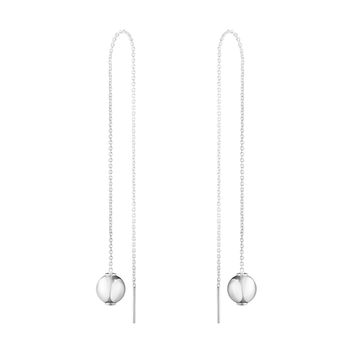 Georg Jensen MOONLIGHT GRAPE ørering, enkel - 10009349