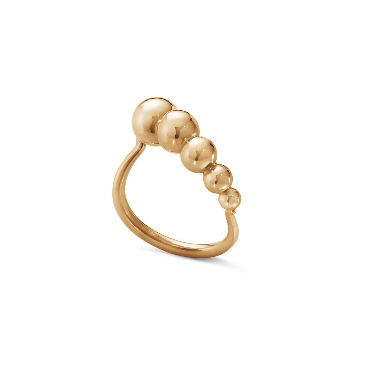 Georg Jensen Grape ring 18 kt rosa guld - 10013654 Størrelse 56