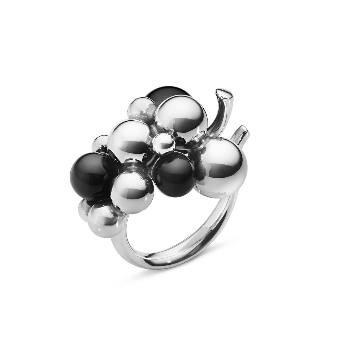 Georg Jensen Grape ring 551H - 10014391 Størrelse 58