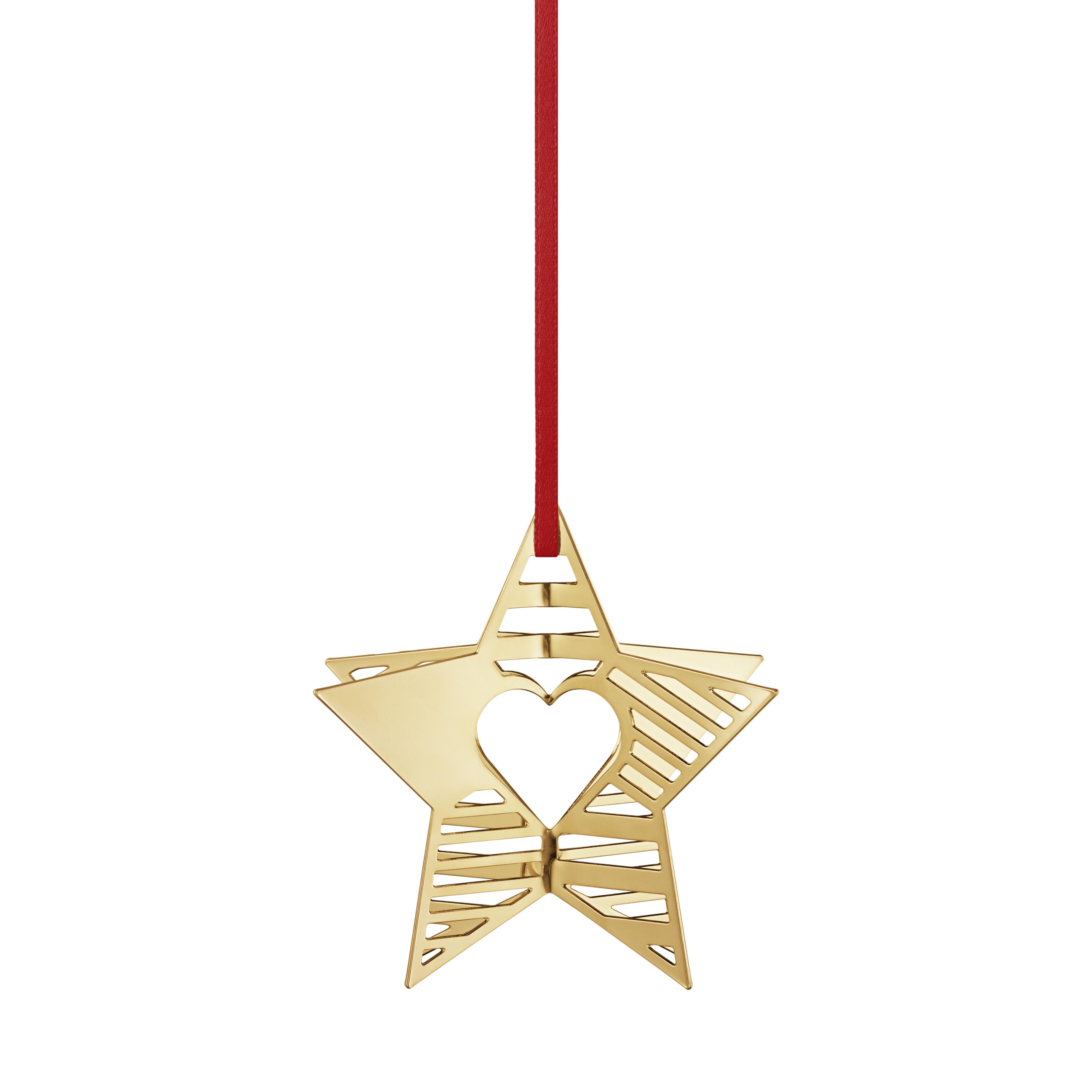 Image of Georg Jensen stjerne ornament - 10015295