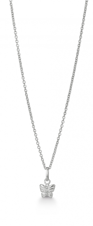 aagaard – Aagaard sølv vedhæng med kæde - 11303810-38 fra brodersen + kobborg
