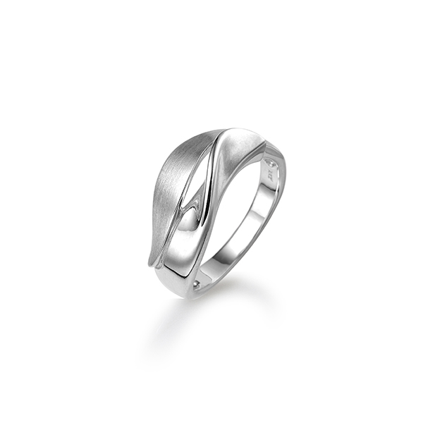 Aagaard Sølv ring - 11613567 Størrelse 54
