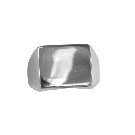 Sølv herre ring - 11711604 Størrelse 68