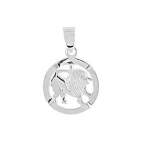 Aagaard sølv stjernetegn - 1181120-løve fra aagaard på brodersen + kobborg