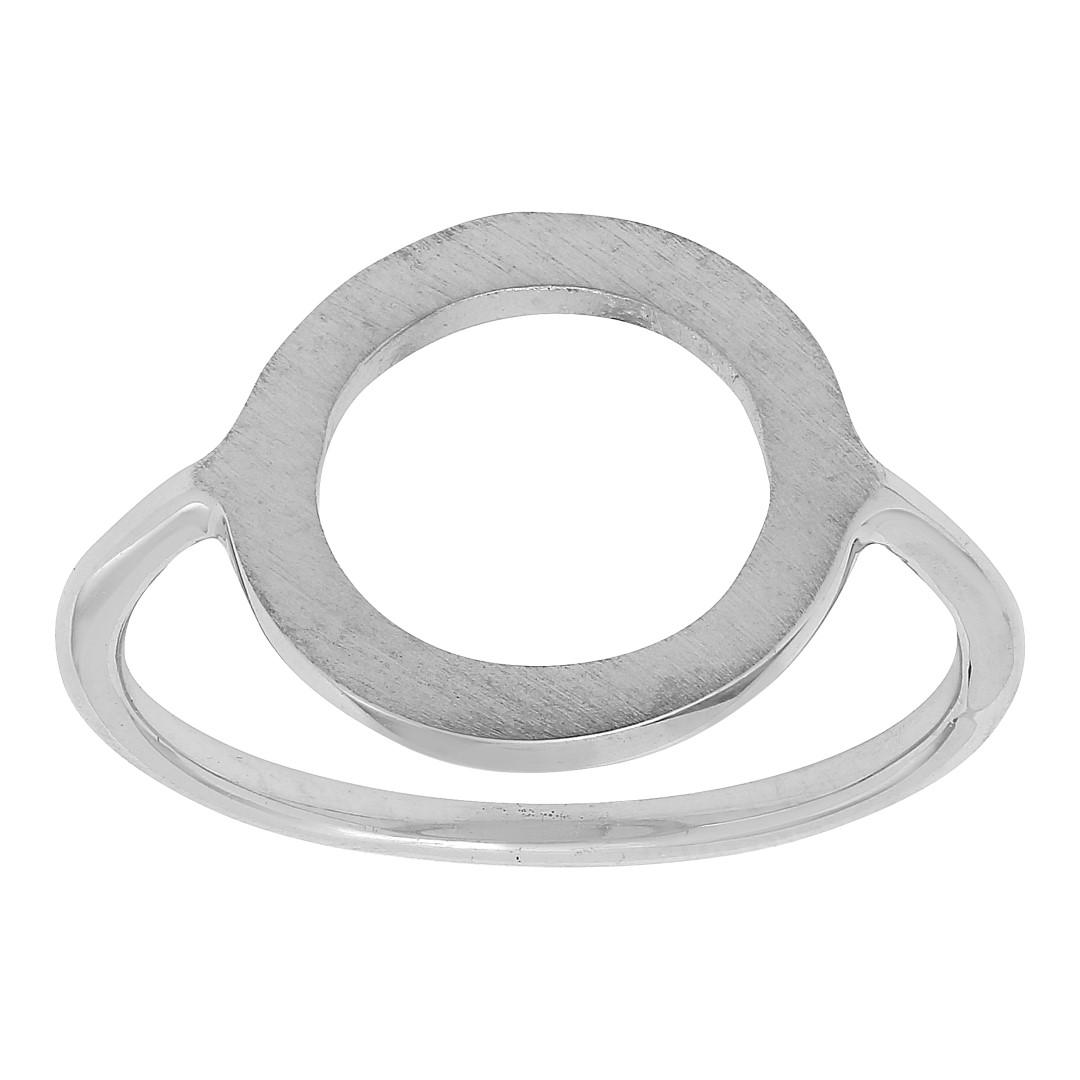 nordahl andersen Nordahl andersen  sølv ring - 125209 størrelse 52 fra brodersen + kobborg