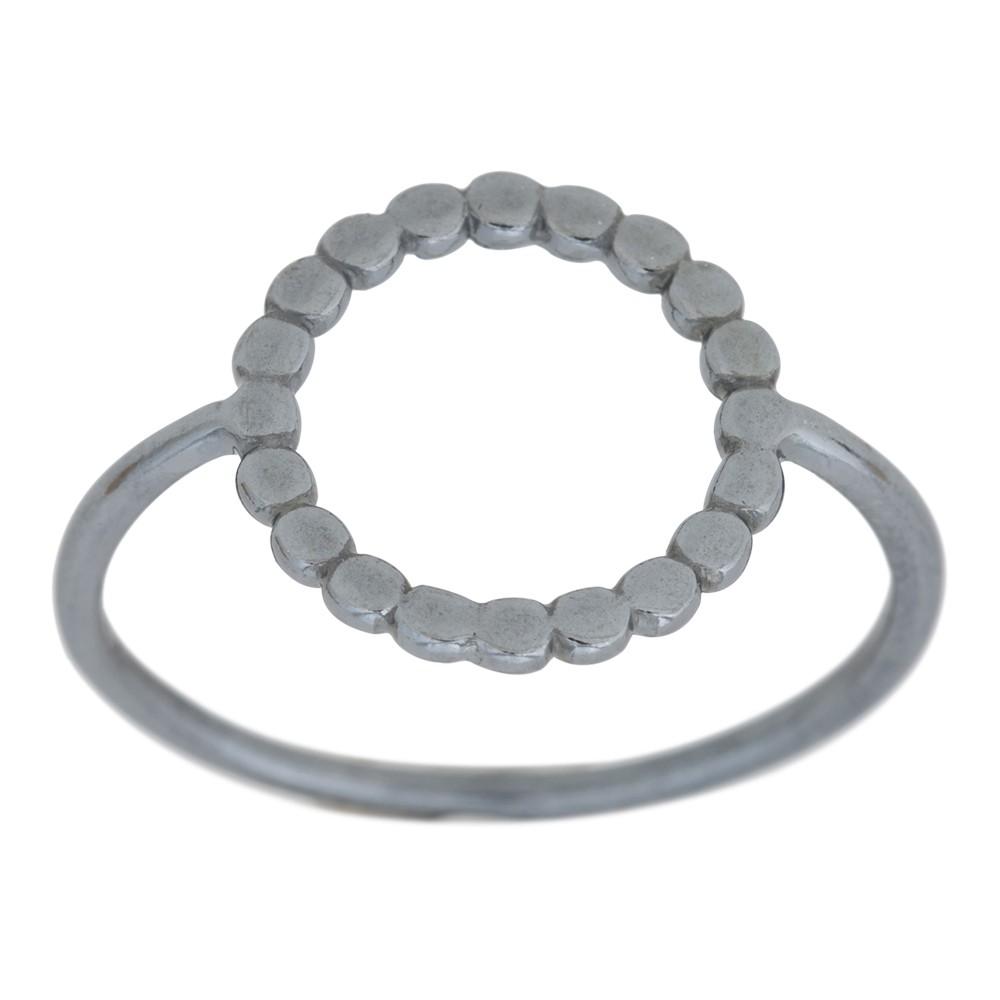 Billede af Oxideret sølv ring - 125 248 Størrelse 50