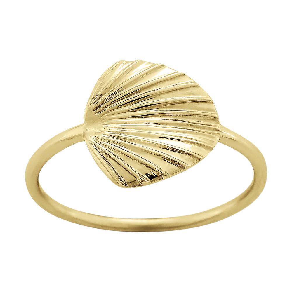 Billede af Forgyldt sølv ring Licuala - 125 298-3 Størrelse 54