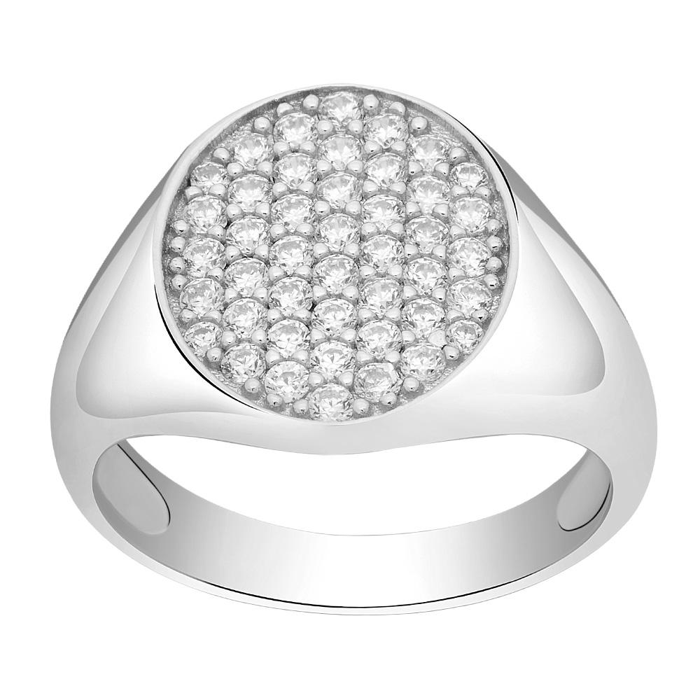 Sølv ring Aya - 145 077 Størrelse 54