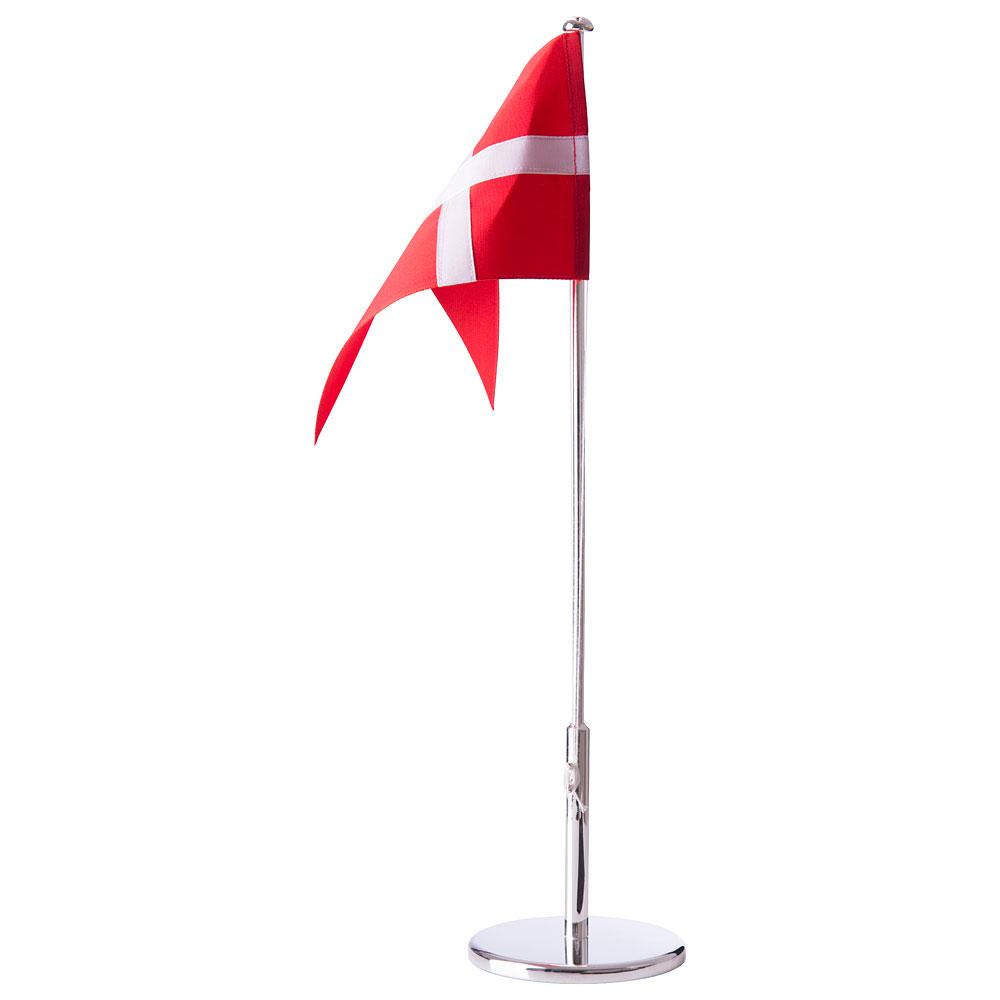 Chrom flagstang 40 cm - 150-81022 fra nordahl andersen fra brodersen + kobborg