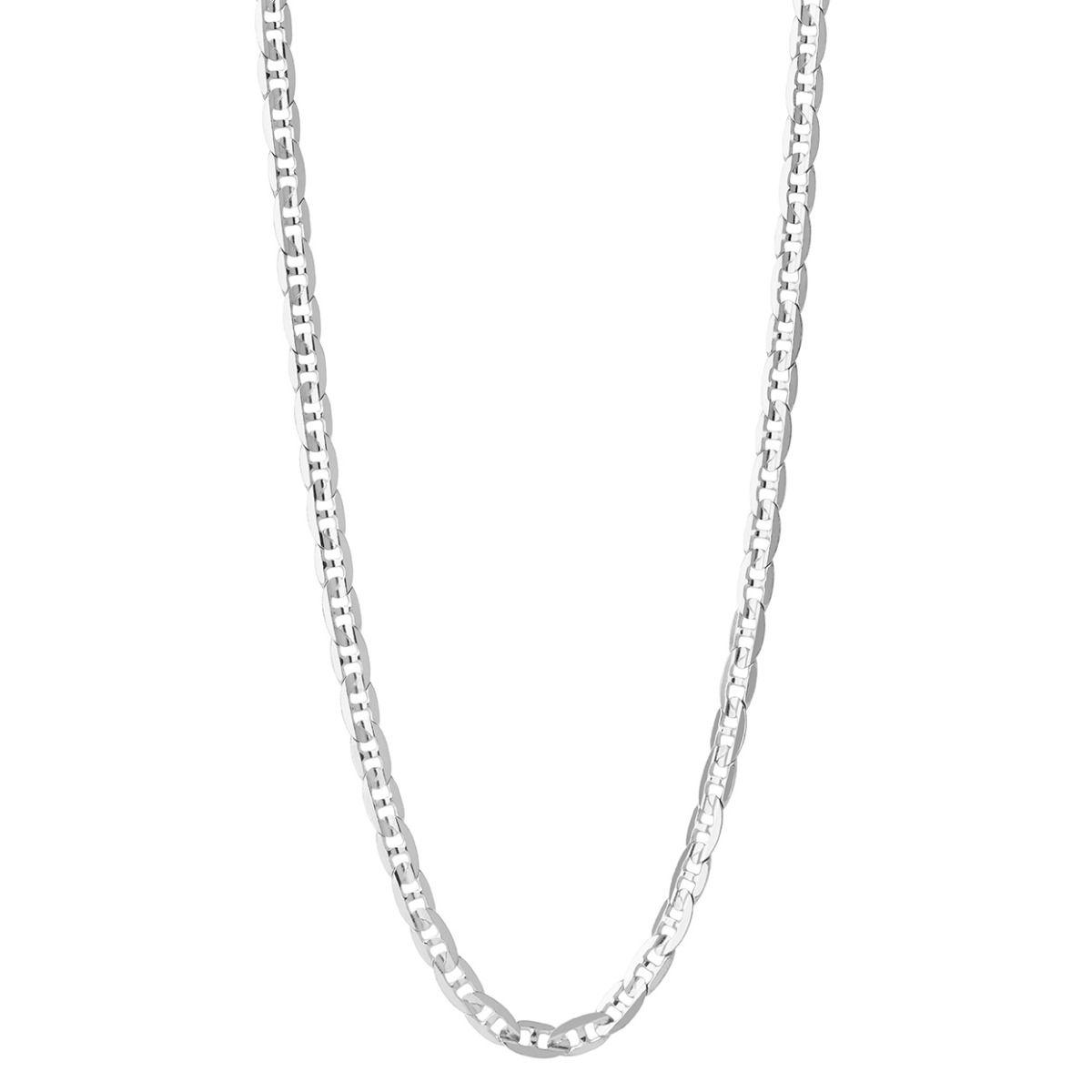 Image of Maria Black Carlo sølv kæde 43 cm - 300339-43