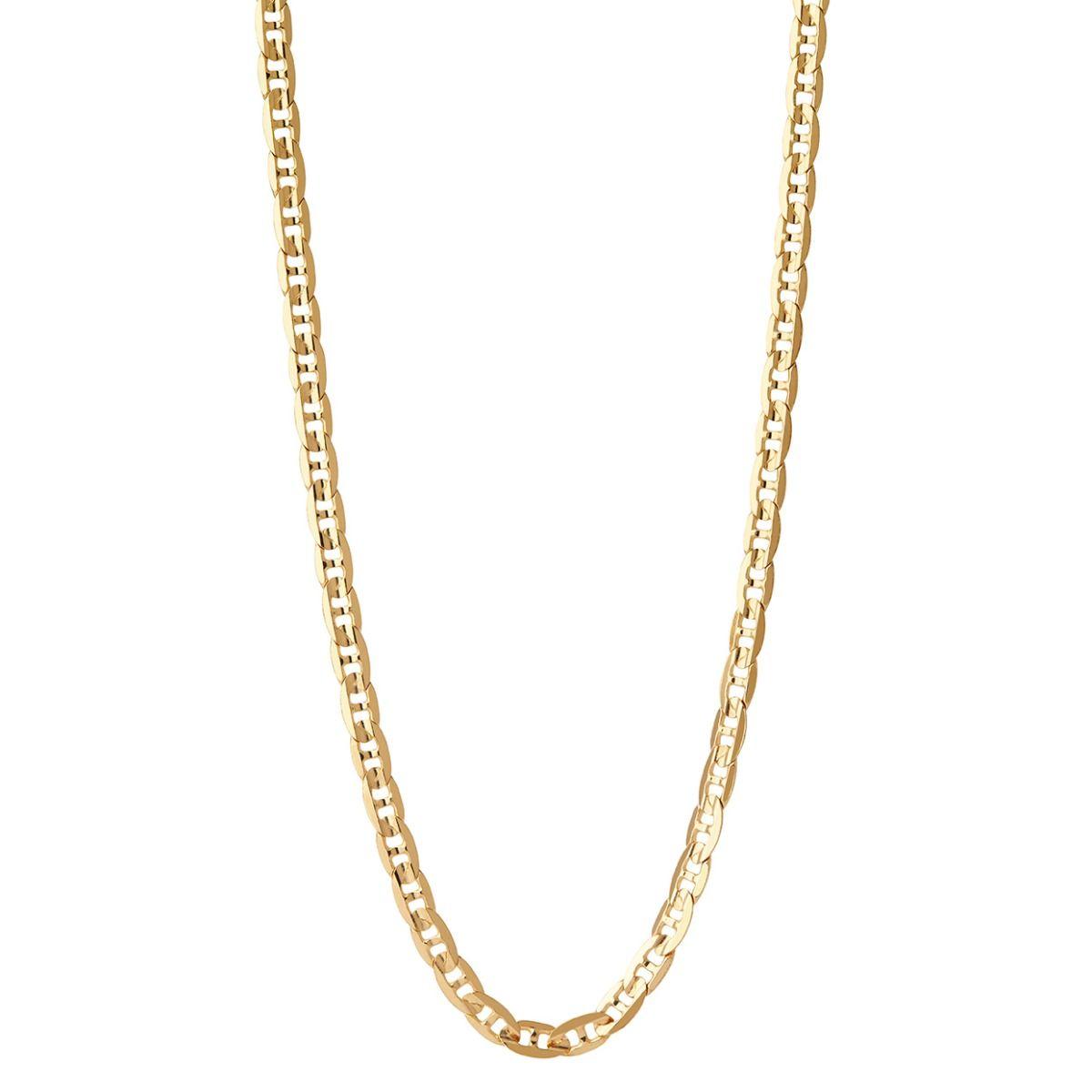 Image of Maria Black Carlo kæde forgyldt - 300340