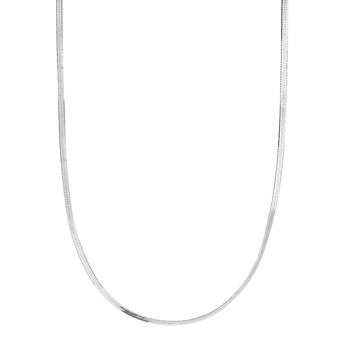 Image of Maria Black Mio sølv halskæde - 300380AG