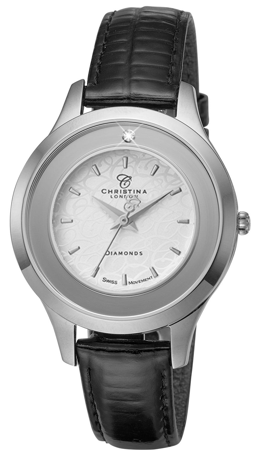 christina watches Christina collect, 38 mm - 310swbl fra brodersen + kobborg