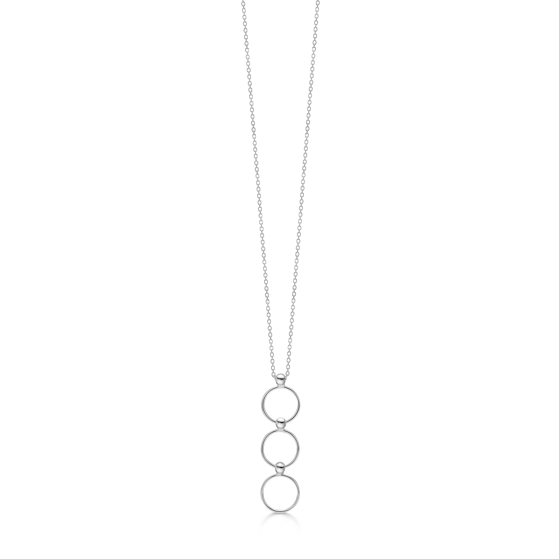 mads ziegler Sølv halskæde olympic - 3120135 fra brodersen + kobborg
