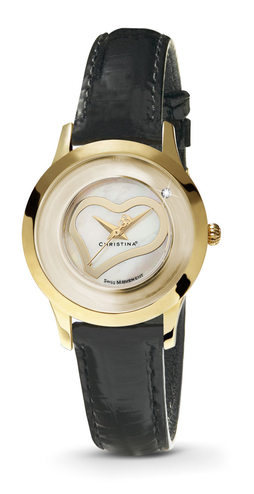Christina collect love, 32 mm - 333gwbl-love fra christina watches fra brodersen + kobborg