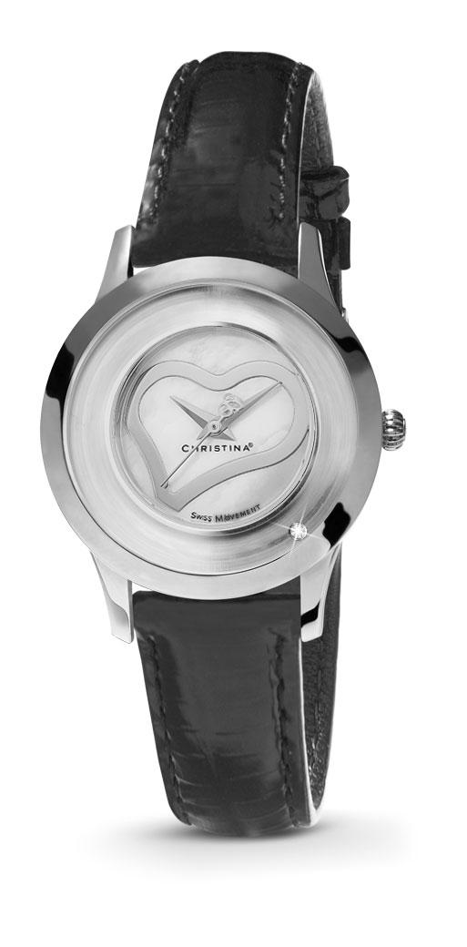 christina watches – Christina collect love, 32 mm  - 333swbl-love fra brodersen + kobborg