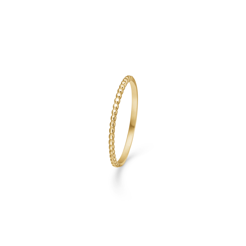 Image of   8 kt. ring - 3340186 Størrelse 54