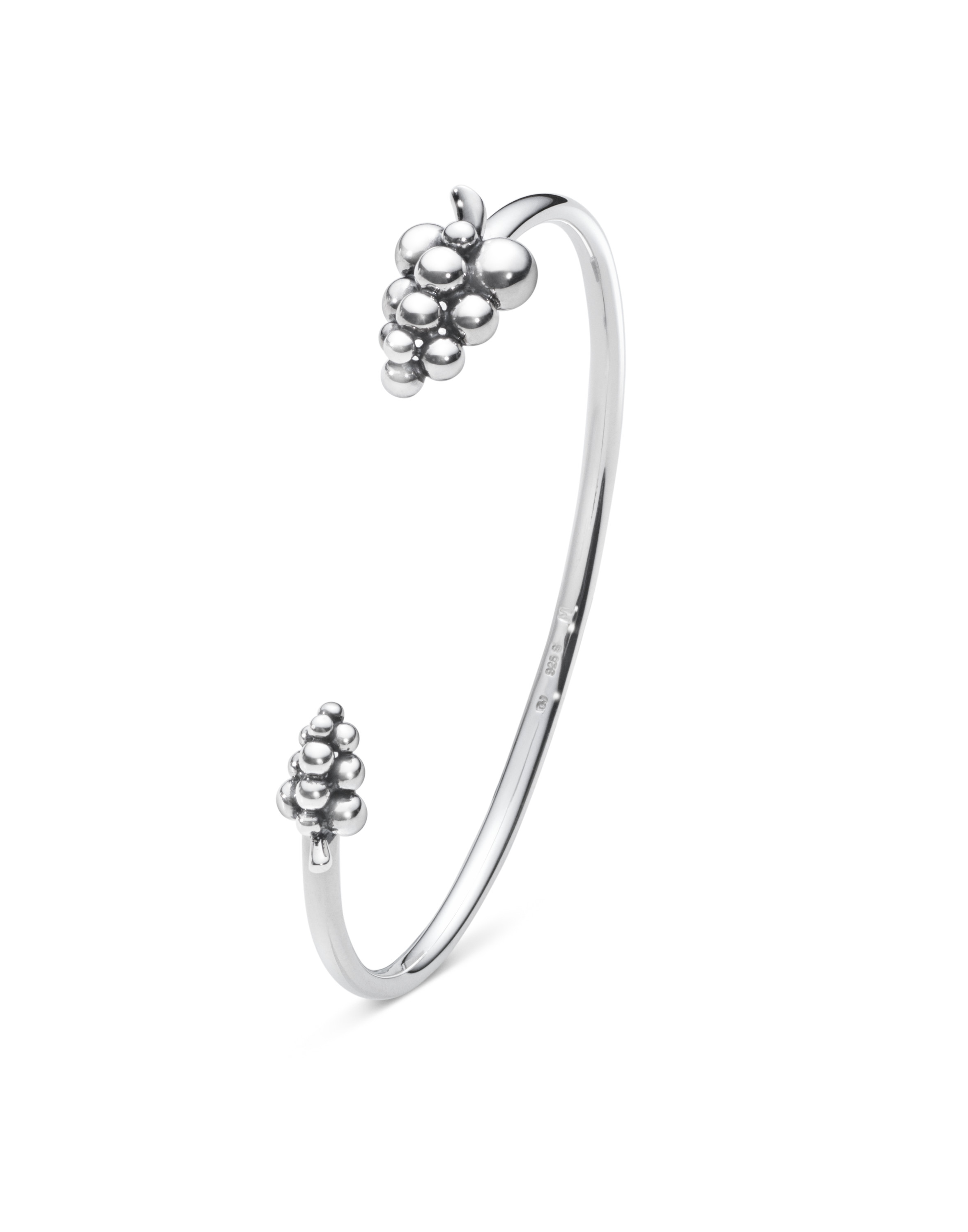 Georg Jensen Moonlight Grapes armring - 3531196 Armring størrelse M