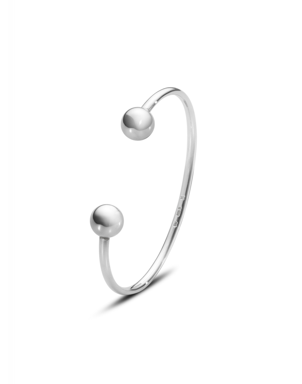Georg Jensen Moonlight Grapes armring - 3531298 Armring størrelse L