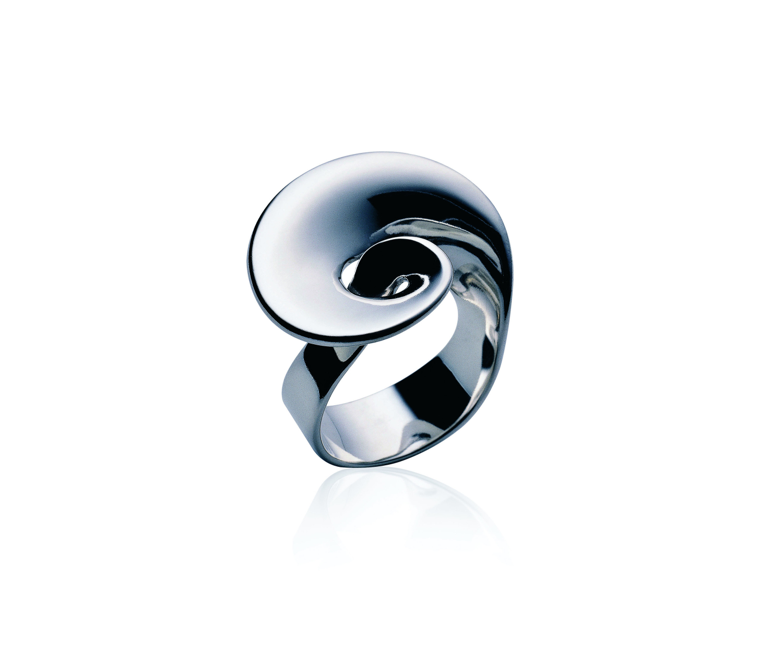 Georg Jensen MÖEBIUS ring - 3558400 Størrelse 60