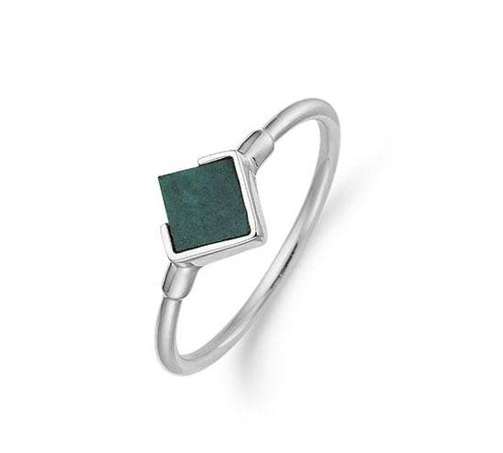 Image of   Kranz & Ziegler Sølv ring - 4405875 Størrelse 52
