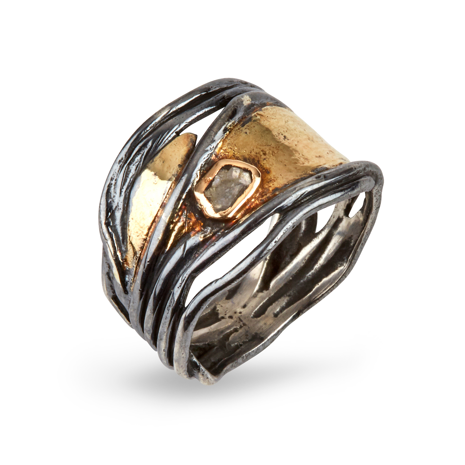 Image of   By Birdie Ring Huble Gold - 50110157 Størrelse 58
