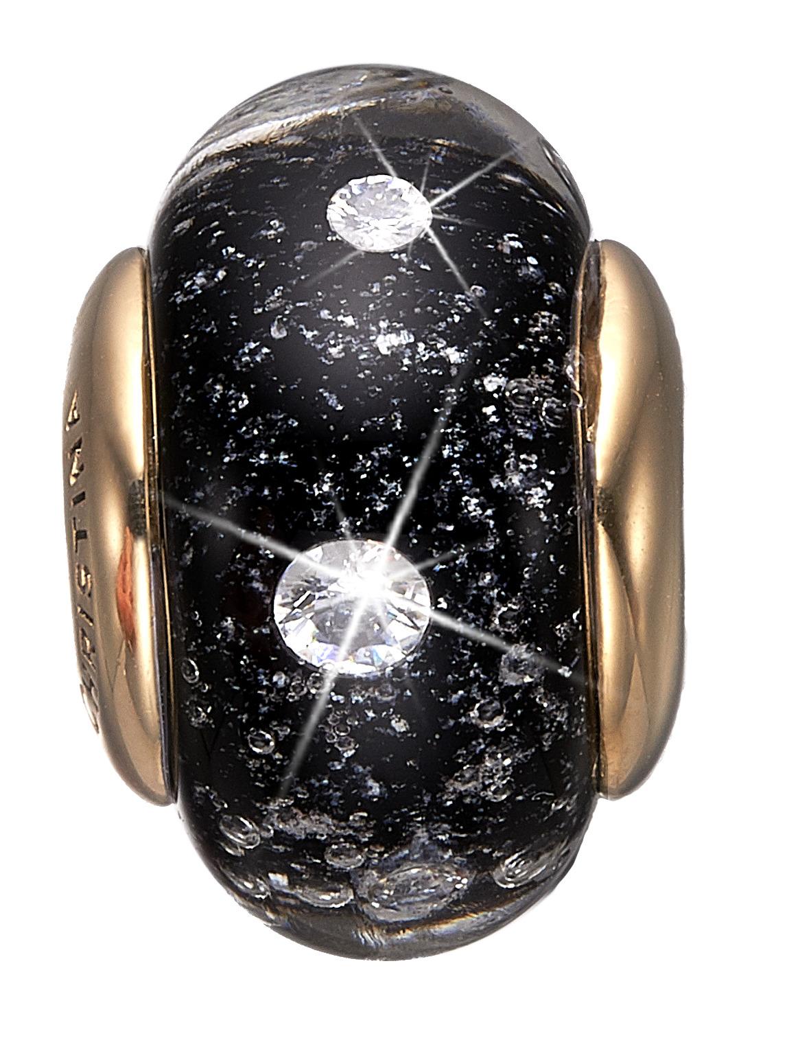 Image of   CHRISTINA Black Topaz Globe - 623-G166