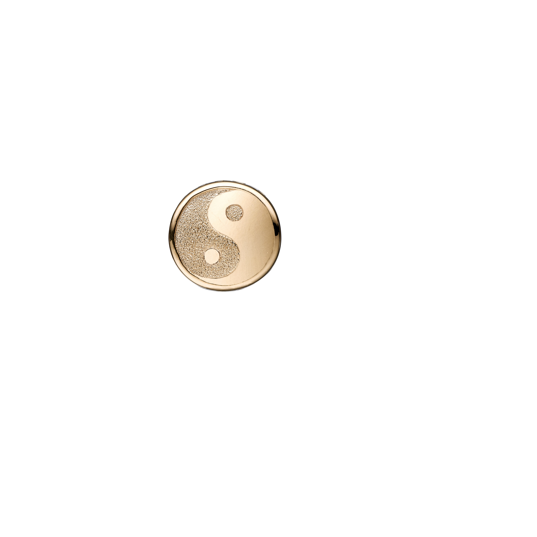 christina watches – Christina forgyldt sparkling ying yang - 630-g129 fra brodersen + kobborg