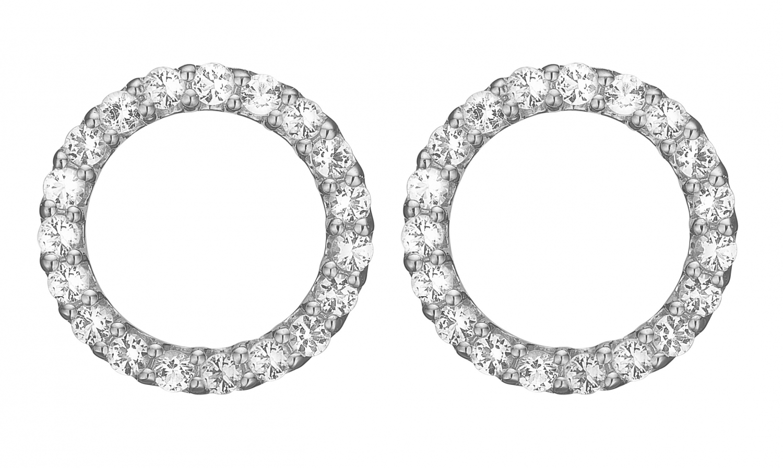 Image of   Christina Topaz sparkling circle - 671-S43