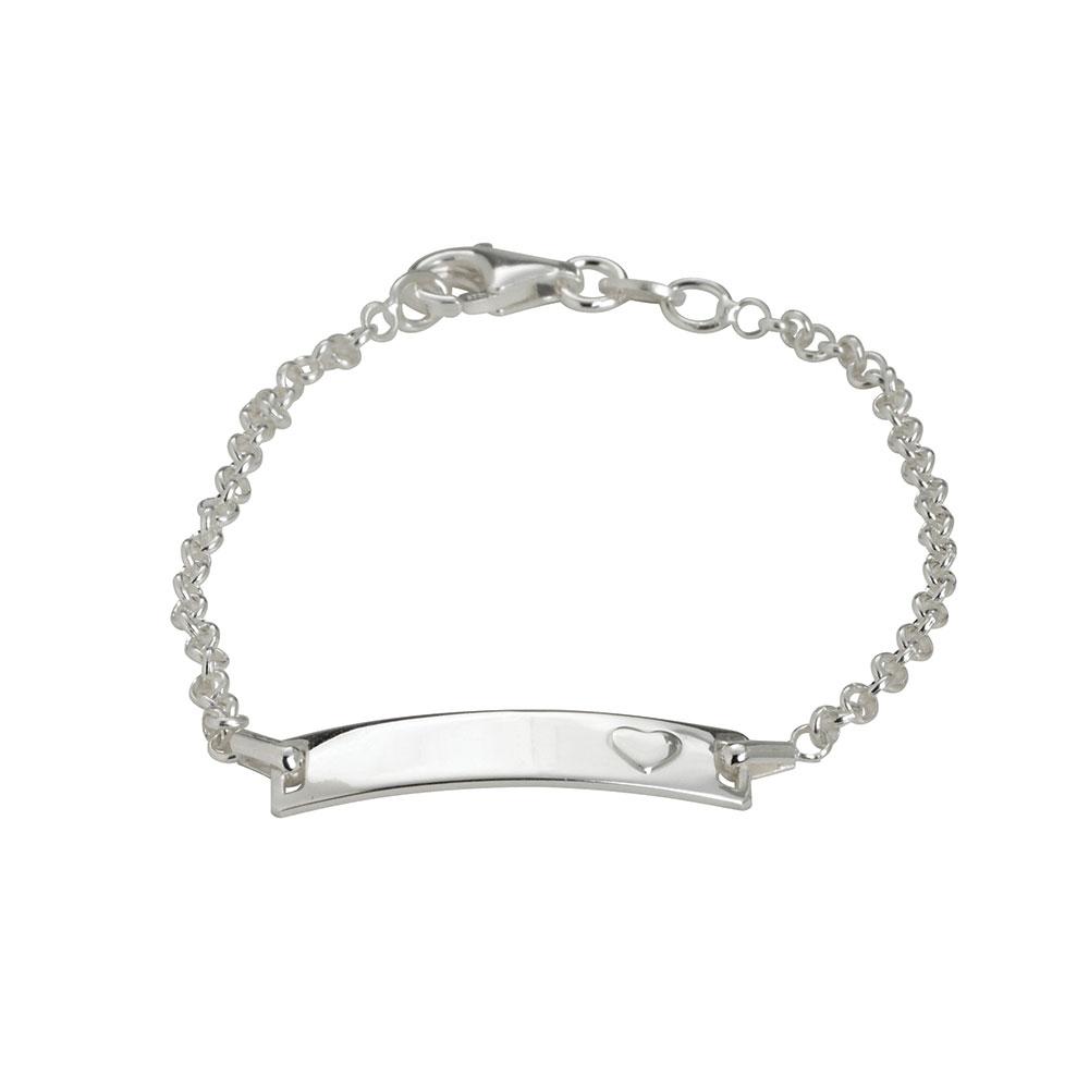 nordahl andersen – Børnearmbånd sølv - 8220119 på brodersen + kobborg