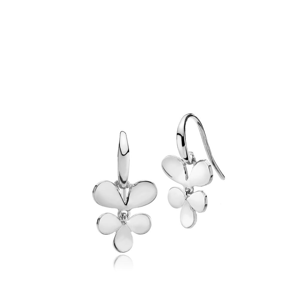 izabel camille – Izabel camille robinia sølv øreringe - a1560sws fra brodersen + kobborg
