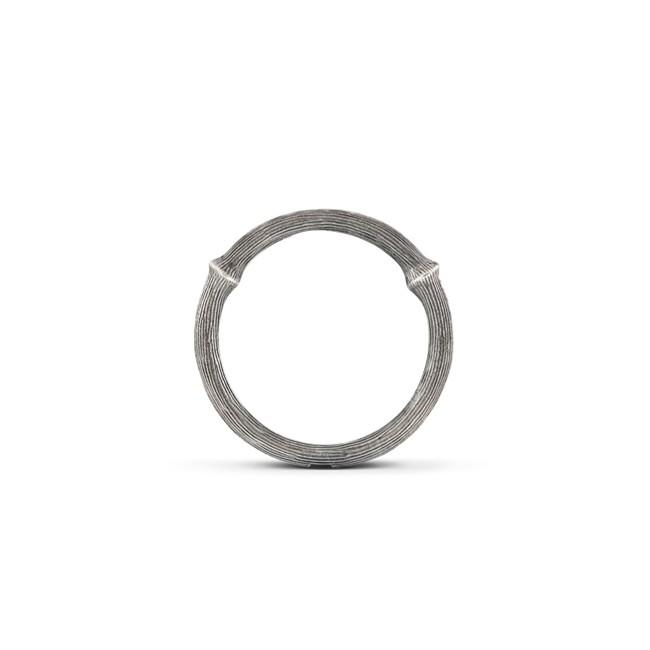 Ole Lynggaard Nature ring sølv nr. 2 - A2681-301 Størrelse 52