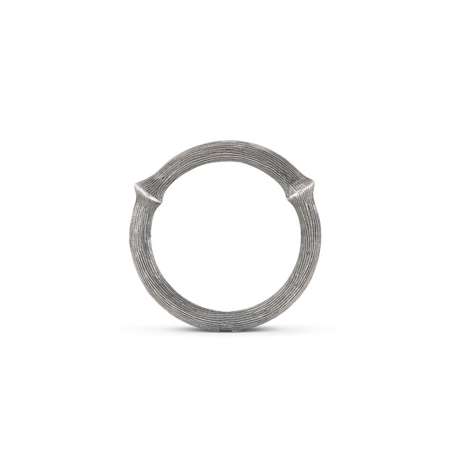 Ole Lynggaard Nature ring sølv nr. 3 - A2682-301 Størrelse 54