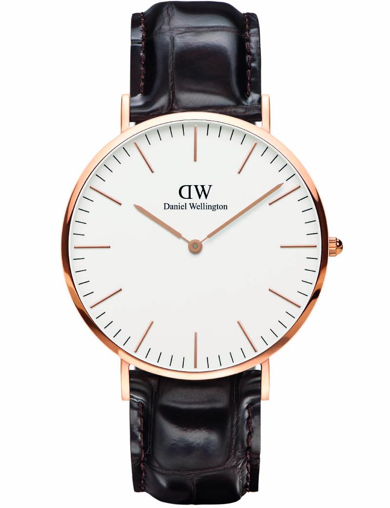 Daniel wellington classic york - adw00100011 fra daniel wellington fra brodersen + kobborg