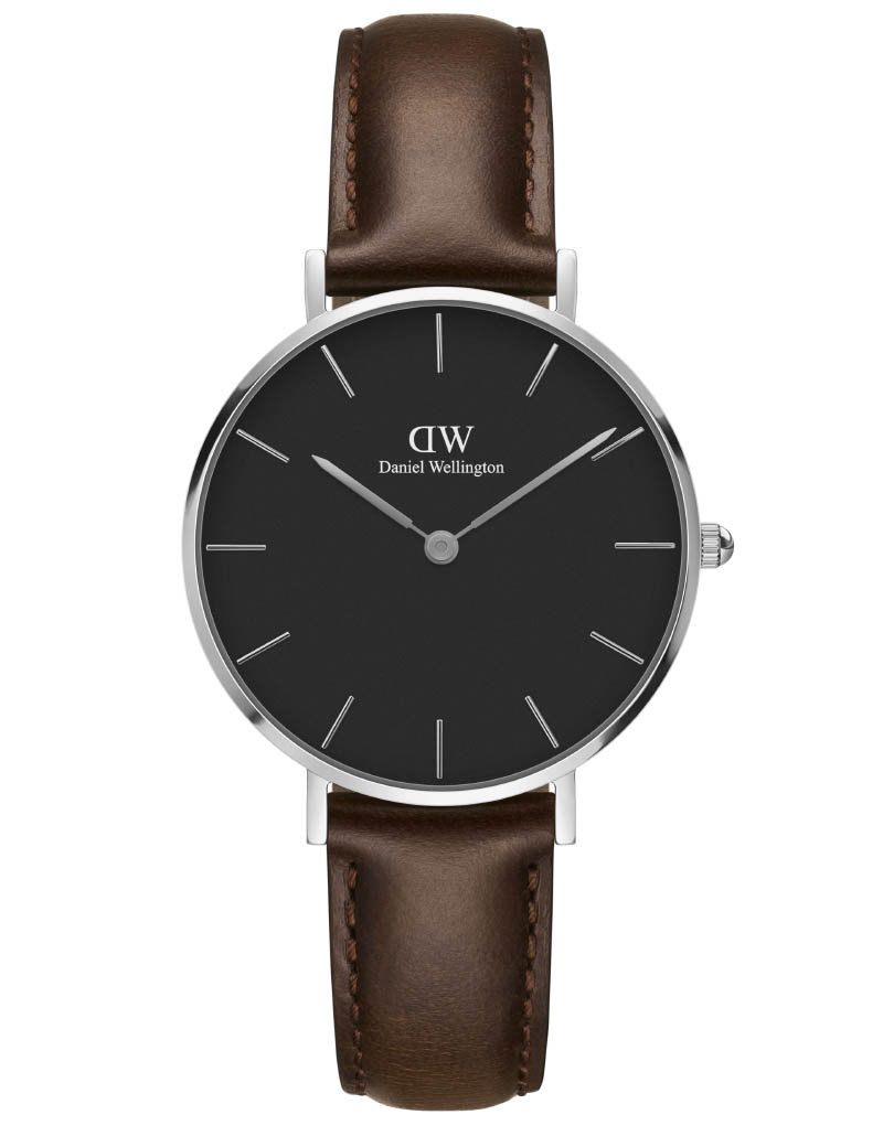 daniel wellington Daniel wellington classic black bristol - adw00100177 på brodersen + kobborg