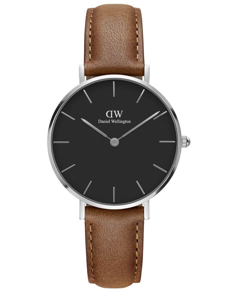 Daniel wellington classic black durham - adw00100178 fra daniel wellington på brodersen + kobborg