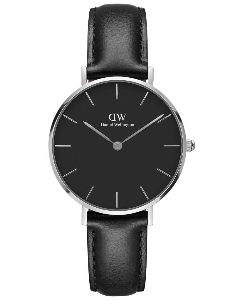 Daniel wellington classic black sheffield - adw00100180 fra daniel wellington fra brodersen + kobborg