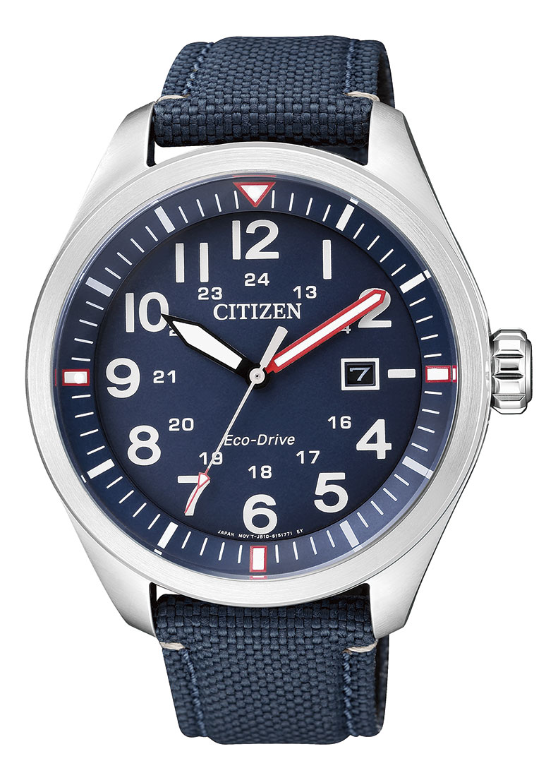 citizen Citizen platform military - aw5000-16l fra brodersen + kobborg