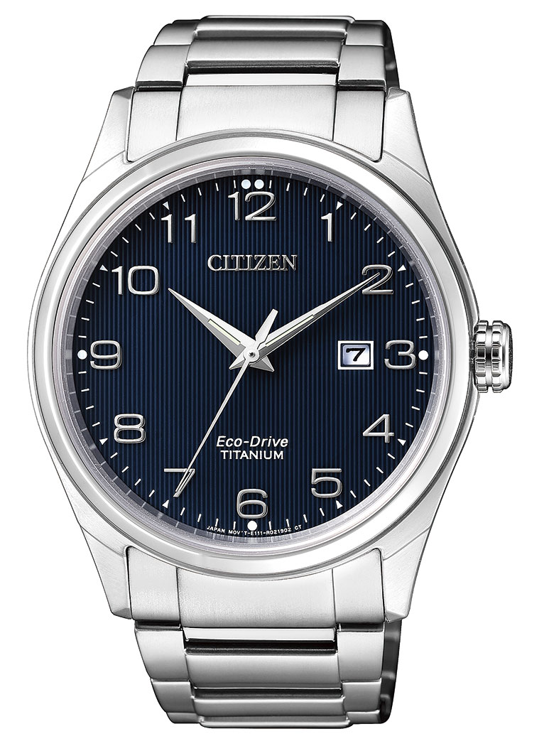 Citizen super titanium sporty - bm7360-82m fra citizen på brodersen + kobborg
