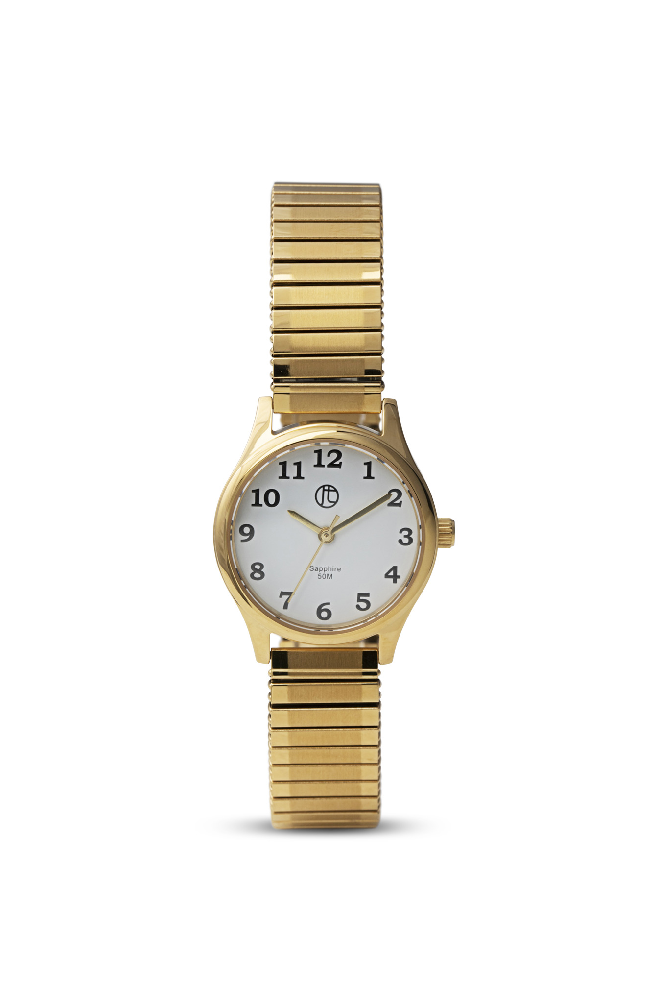 Image of   Jeweltime dame ur med flexrem - 3176L-F