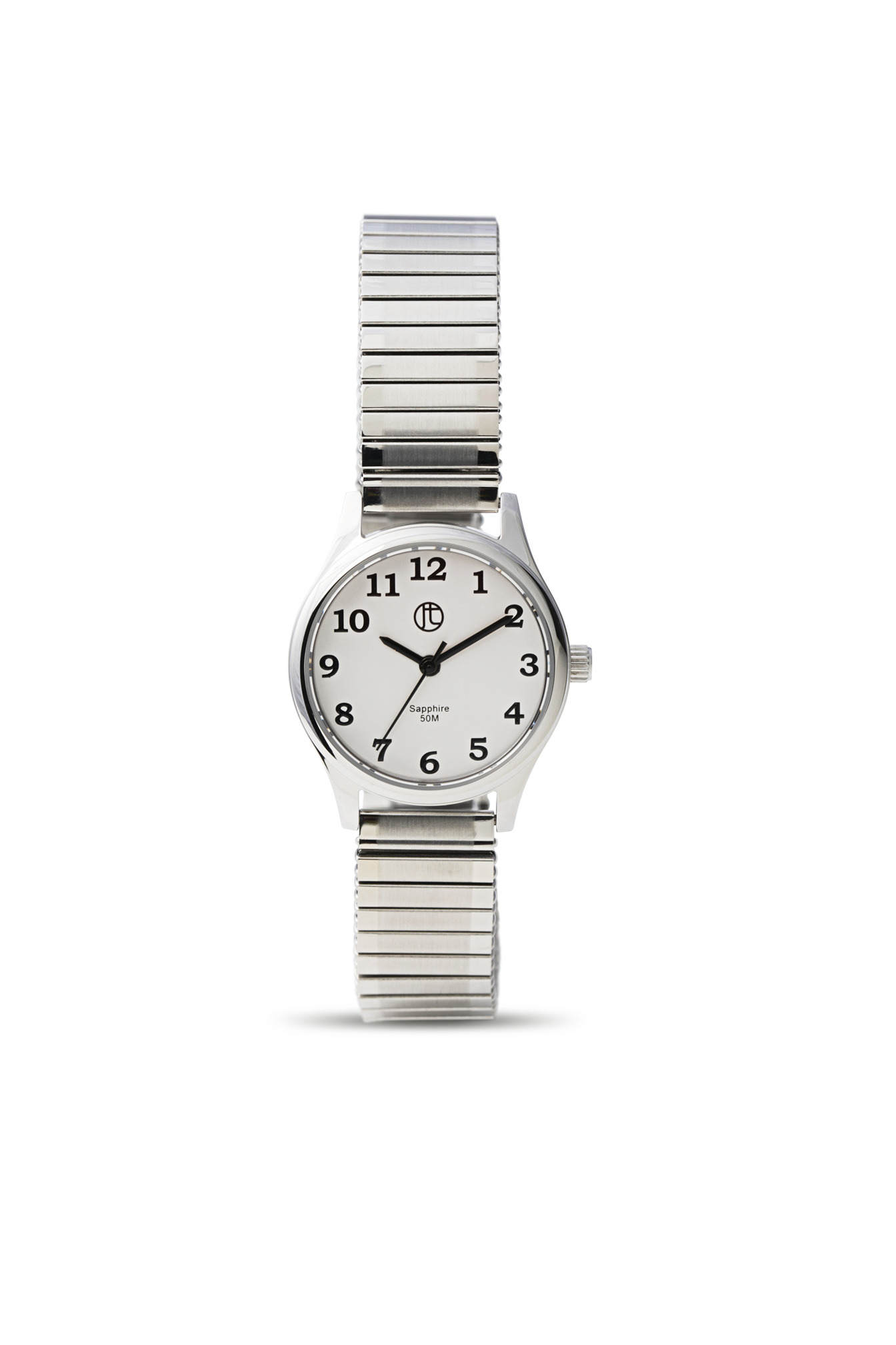 Image of   Jeweltime dame ur med flexrem - 3176L-G