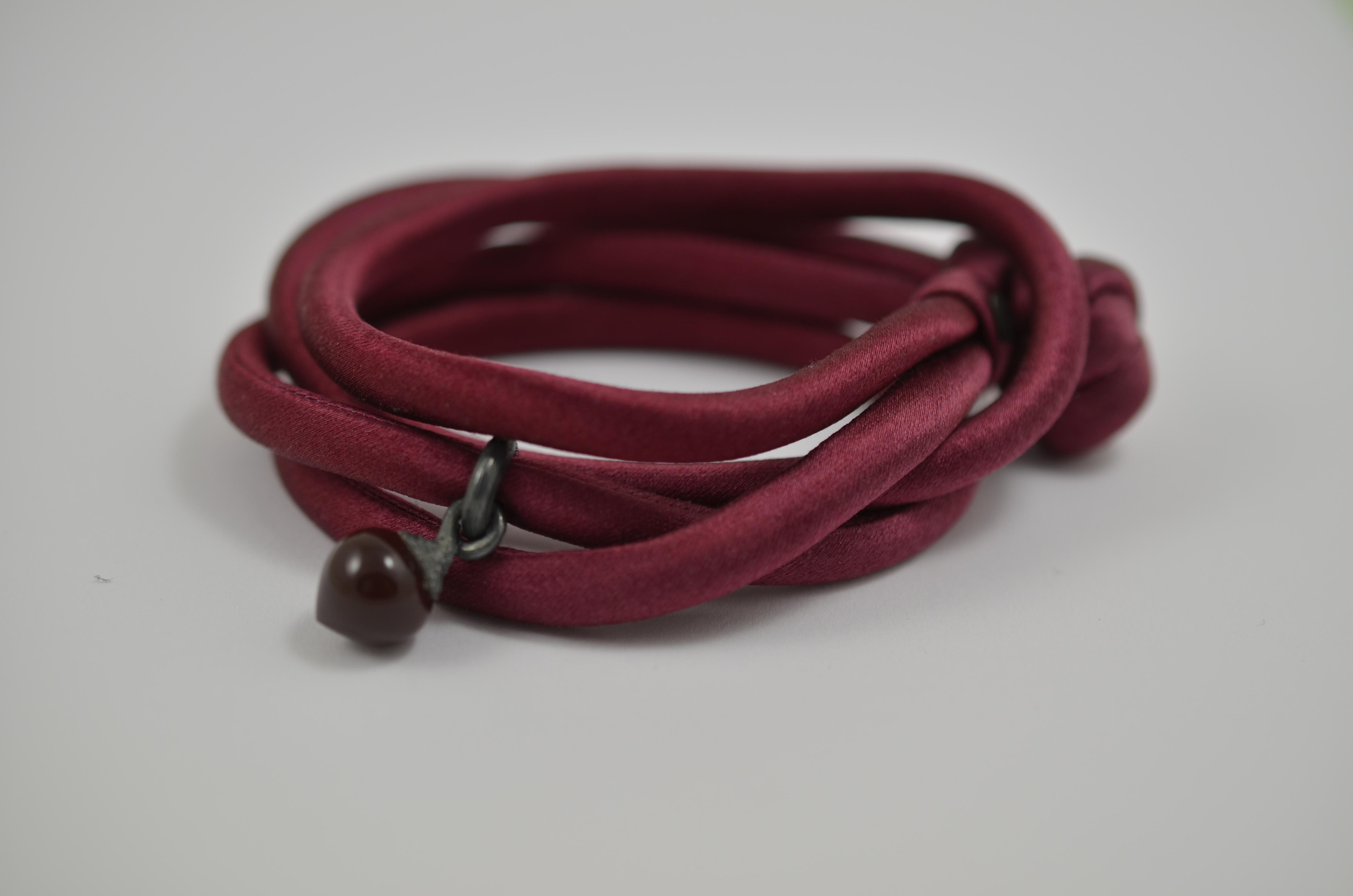 Image of Ole Lynggaard silkearmbånd med Dew Drop