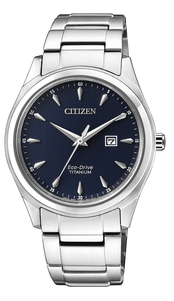 citizen – Citizen super titanium sporty - ew2470-87l på brodersen + kobborg