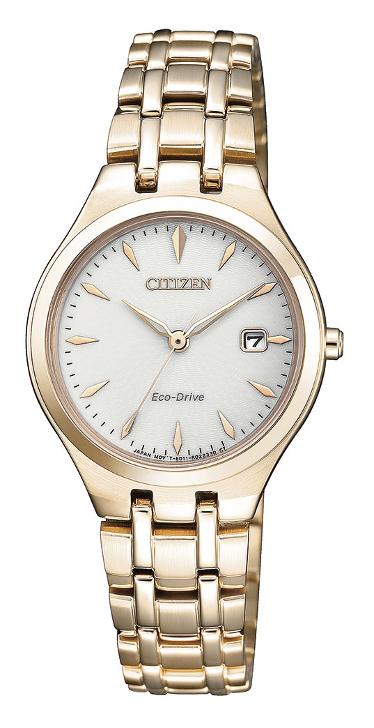 Image of   Citizen platform ladies - EW2483-85B
