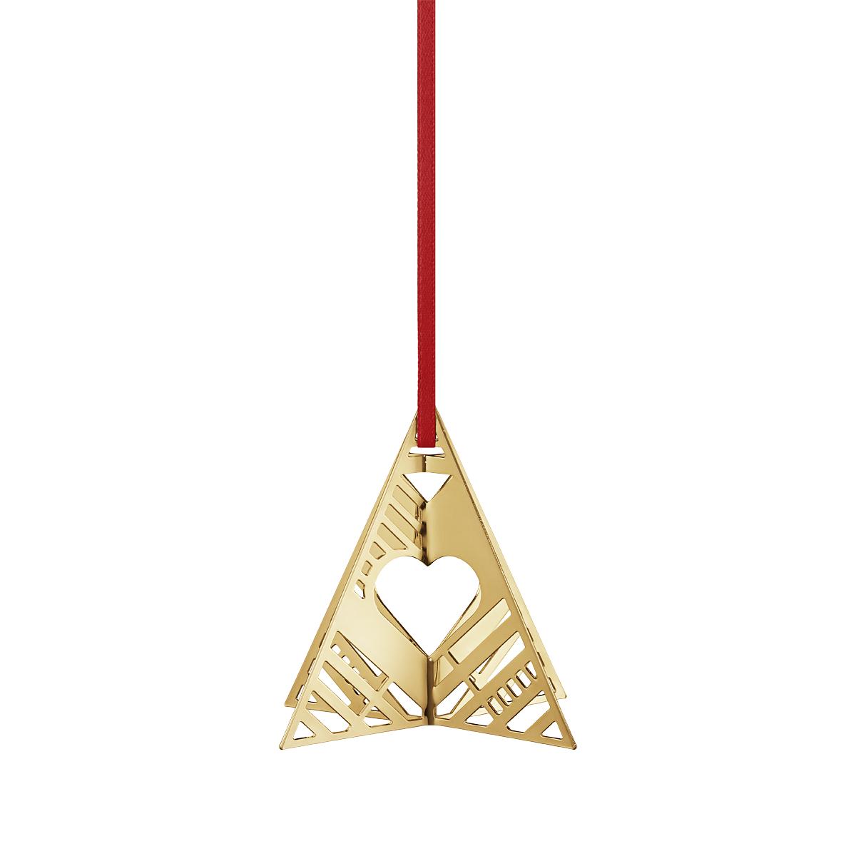 Image of Georg Jensen Juletræ Ornament - 10015297